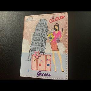 Passport wallet G by Guess